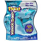 Kinetic Sand Float Reusable Pouch, Aqua Blue