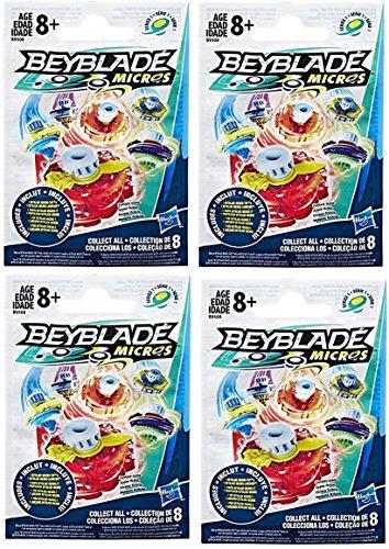 BEYBLADE Micros Series 1 Blind Bag Pack of 4
