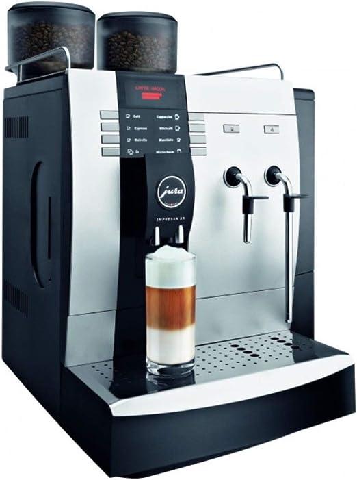 Amazon.com: JURA Impressa X9 - Cafetera súper automática ...