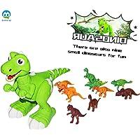 Juguete Dinosaurio Interactivo de Control Remoto, AOMEI Spraying