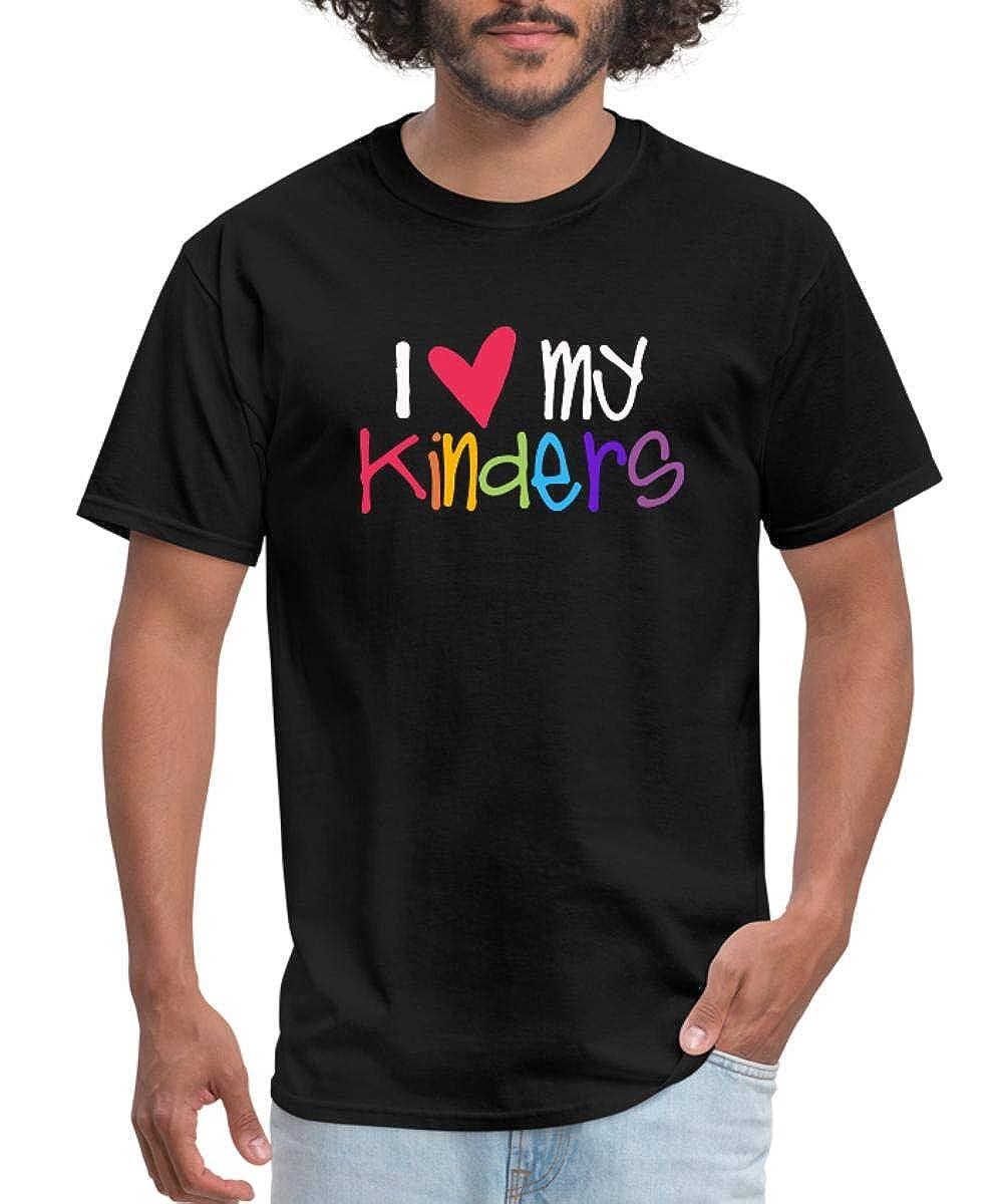 Tea Shirts I Love My Kinders S Tshirt