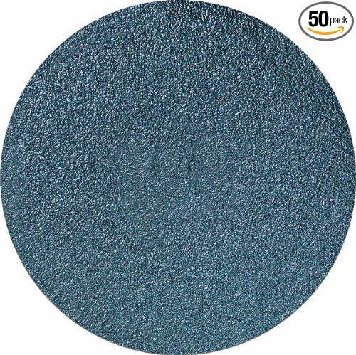 50 Pack United Abrasives-SAIT 34110-ZF PSA 5-Inch 40X Disc