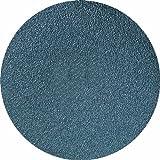 United Abrasives-SAIT 37141 9-Inch Zirconium Pressure Sensitive Adhesive Disc, 80X, 25 Pack