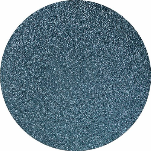 United Abrasives/SAIT 37099 6-Inch Zirconium Pressure Sensitive Adhesive Disc, 80X, 50 Pack by