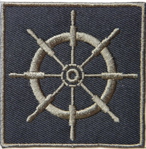 Boat-Ship-Wheel-USN-United-States-Navy-Army-Military-Logo-Jacket-Uniform-Patch-Sew-Iron-on-Embroidered-Sign-Badge-Costume
