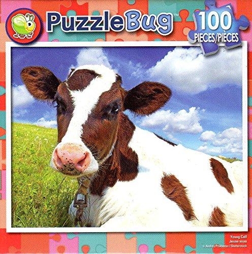 Young Puzzlebug – Calf – Puzzlebug Young – 100ピースジグソーパズル B079S1SLWS, 防犯防災生活雑貨 WOWシステム:be5c7704 --- ero-shop-kupidon.ru