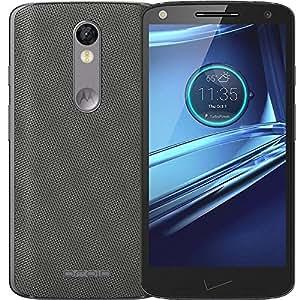 Motorola DROID Turbo 2 XT1585 - 32GB Verizon (Certified Refurbished) (Grey Ballistic Nylon)