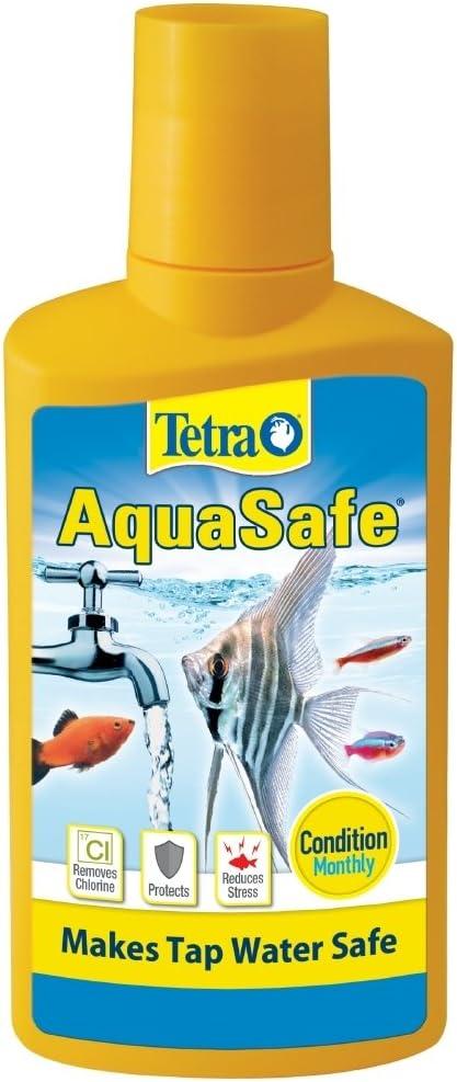 Tetra 16172 AquaSafe Fish Tank Water Conditioner, 8.45 fl oz