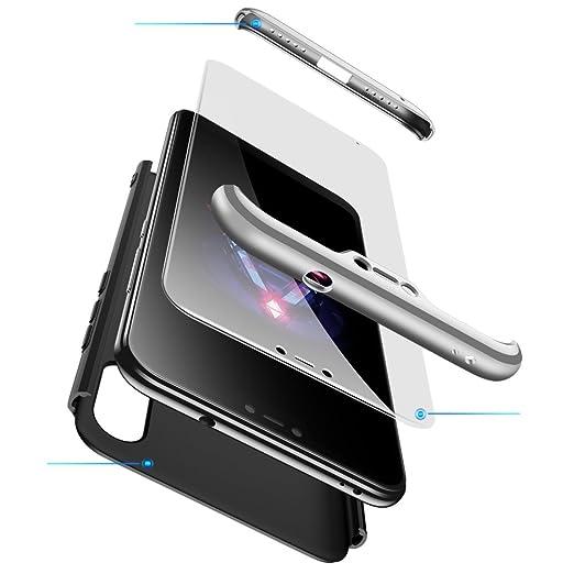 GoodcAcy Funda Xiaomi Mi A2 Lite,Carcasa Móvil de Protección de ...