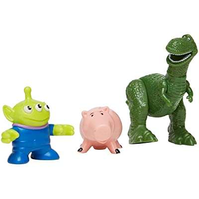 Fisher-Price Imaginext Toy Story Rex, Ham & Alien: Toys & Games