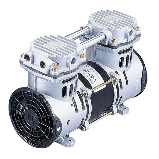 Amazon.com: Compresor de aire sin aceite UNi-CROWN 2,5 kgf ...