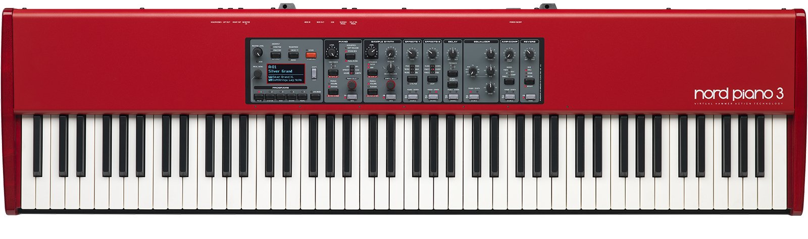 Nord USA Nord 3 88-Key Stage Piano with 1GB of Sample Memory (AMS-NPIANO3) by Nord