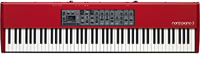 Nord Piano 3 88-Key Stage Piano Review