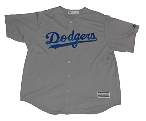 Amazon.com   MLB Los Angeles Dodgers Away Replica Youth Jersey ... 6e12825c68b