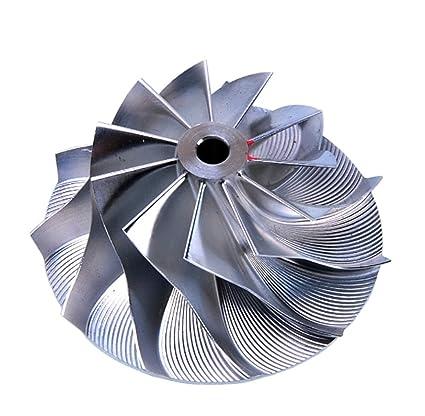 Trim 56 11+0 Blade 76.7//102.3 mm Billet Turbo Compressor Wheel HKSs T51R SPL
