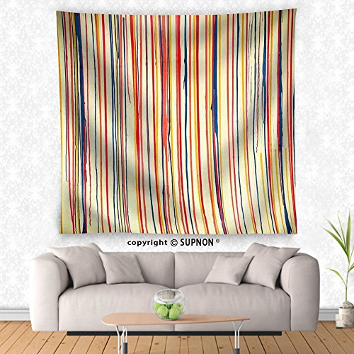 VROSELV custom tapestry Color Wallpaper (Process in Vintage Style Picture) - Fabric Wall Tapestry Home Decor - Crest Tapestry