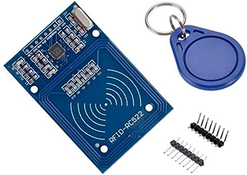 Arduino Compatible RC522 RFID Module Blue