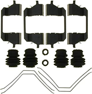 ACDelco 18K2455 Professional Rear Disc Brake Caliper Hardware Kit with Clips and Bushings Seals