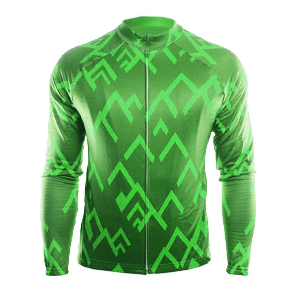 Uglyfrog 2017春&秋メンズ長袖サイクリングジャージロードバイクClothing cxhb17 B074SK51GJ Size XS|A 11 A 11 Size XS