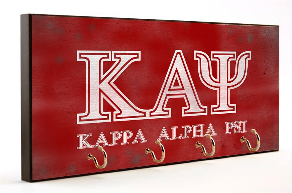 College Fraternity Kappa Alpha Psi Key Hanger