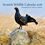 The Scottish Wildlife Calendar 2018