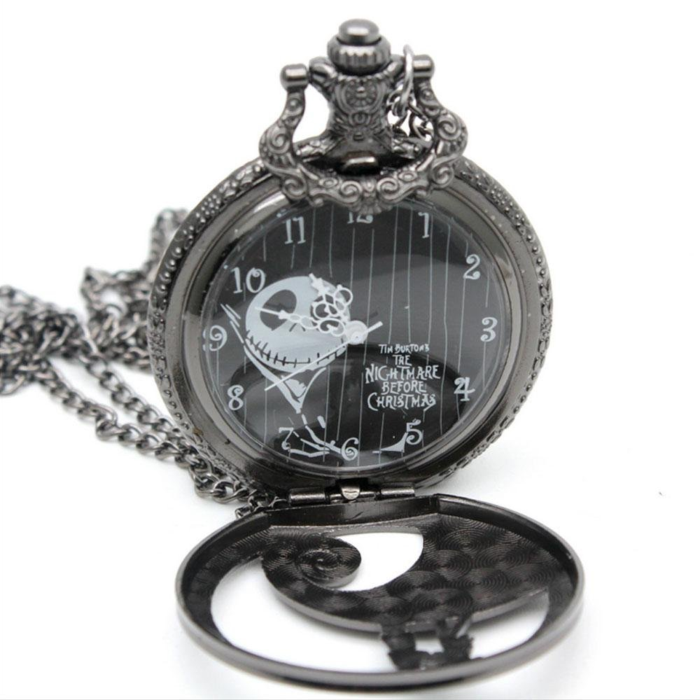 Amazon.com: Aolvo Engraved Pocket Watch for Men & Women, The ...