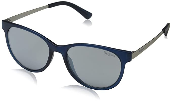 Pepe Jeans Catalina Gafas de sol, Azul (Navy/Grey), 54.0 ...