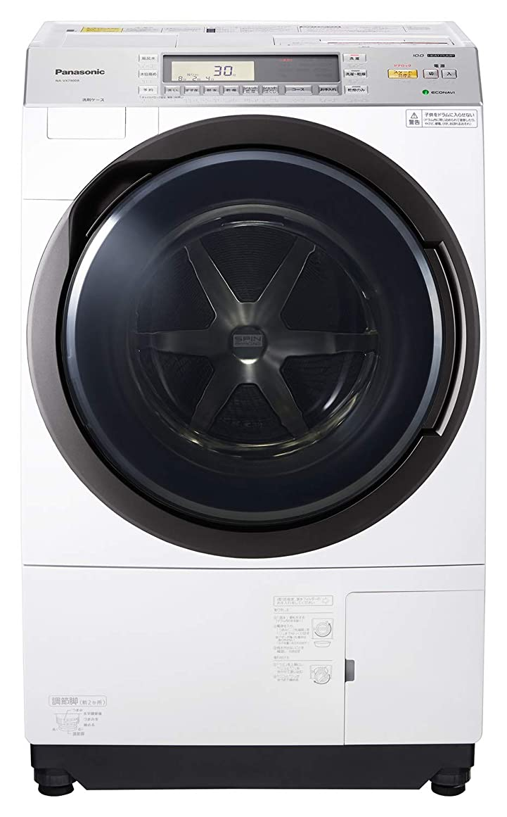 ハウジングパドル最後の日立 11.0kg ドラム式洗濯乾燥機【左開き】ロゼシャンパンHITACHI ビッグドラム BD-SX110CL-N