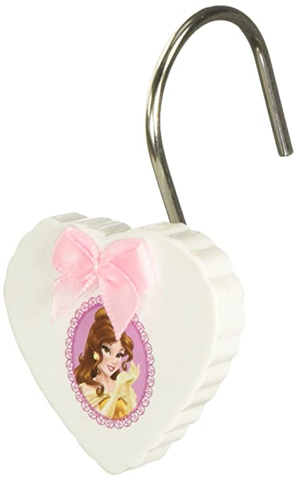 Image Unavailable Not Available For Color Disney Princess Timeless Elegance Set Of 12 Shower Curtain Hooks
