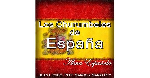 Amazon.com: Los Churumbeles de España: Alma Española: Pepe ...