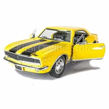 "New Kinsmart Diecast Car 5/"" 1967 CHEVROLET CAMARO Z28 CHOOSE A COLOR"