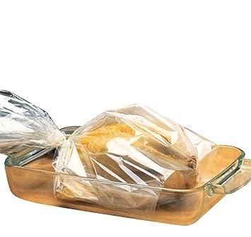 ELICUISINE 10003. Juego para horno y microondas de bolsas de ...