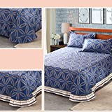 cotton sheets/One piece cotton sheets/Nordic simple style sheets-J 250x245cm(98x96inch)