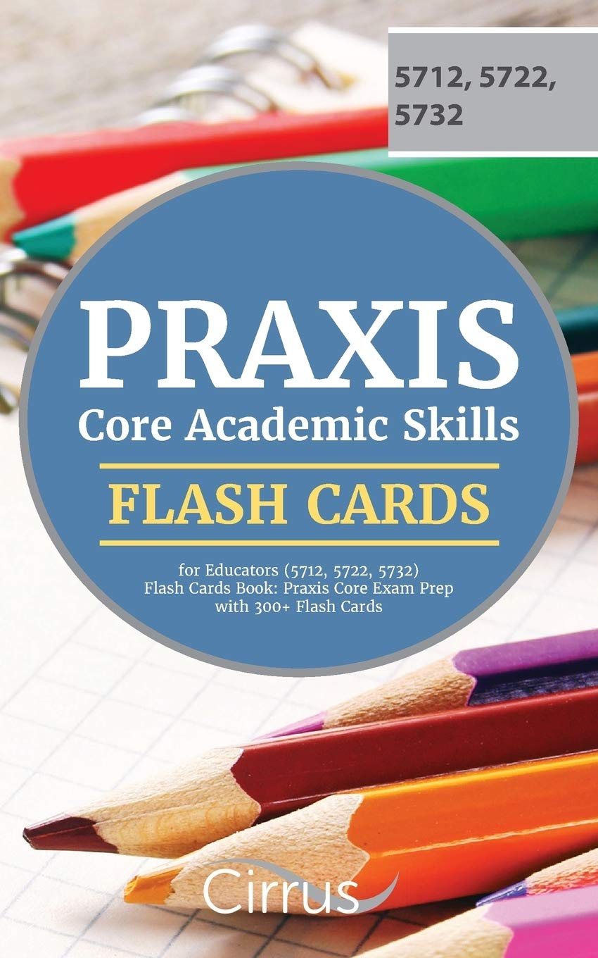 Praxis Academic Skills Educators Flash product image