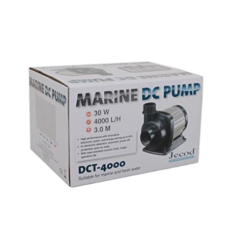 Pumps (water) Jecod/jebao Dct-4000 Marine Controllable Water Pump For Sale Pet Supplies