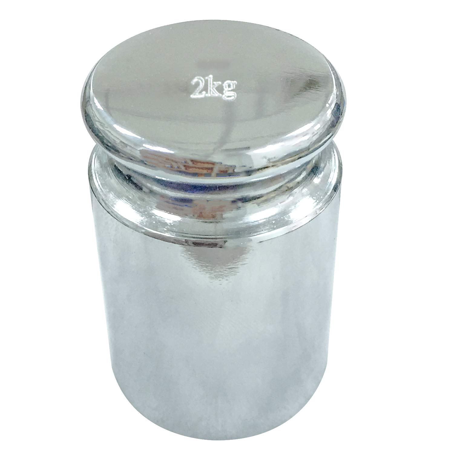 HFS(R) Chrome Scale Calibration Weight (2000G)