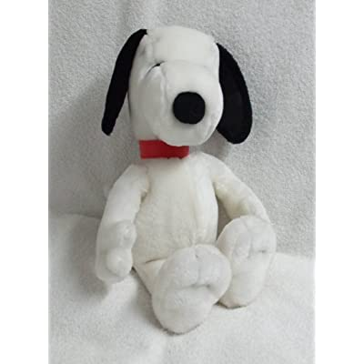 "RARE! Applause Peanuts 15"" PLUSH SNOOPY: Toys & Games"
