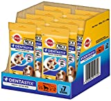 PEDIGREE DENTASTIX Dental Chews - Medium Dog, Pack of 10 (Total 10 x 7 Sticks)