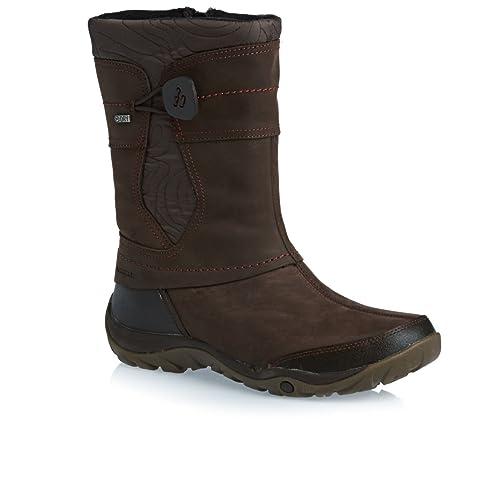 MerrellDewbrook Apex Zip Wtpf - Botas y Botines de caña Media Forrados Mujer, Color Marrón, Talla 3 UK: Amazon.es: Zapatos y complementos
