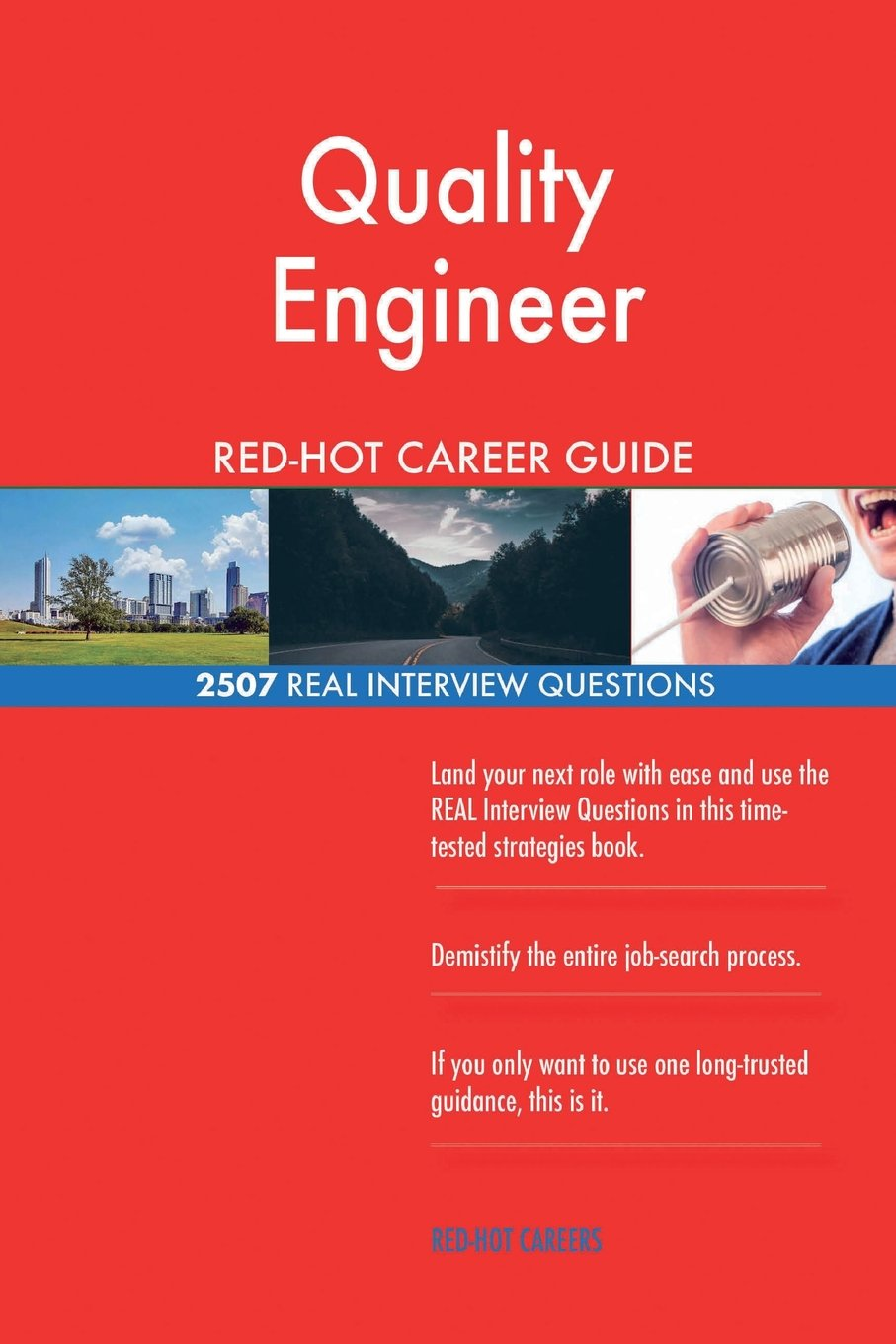 Download Quality Engineer RED-HOT Career Guide; 2507 REAL Interview Questions pdf