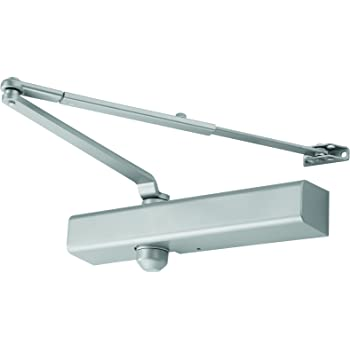 Falcon Sc81 Rw Pa Al Slim Medium Duty Door Closer Regular
