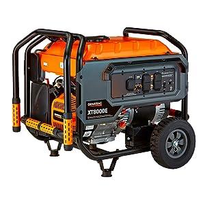 Generac 6433XT 8000E Watt Portable, 49-state/CSA