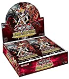 Yugioh Dark Saviors Unlimited Edition Factory Sealed Konami Booster Box