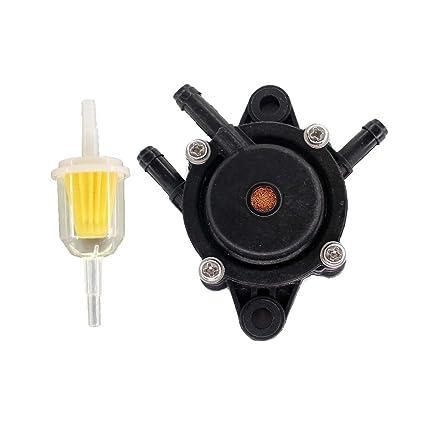 Amazon com : USPEEDA Gas Fuel Pump for John Deere X320 X324