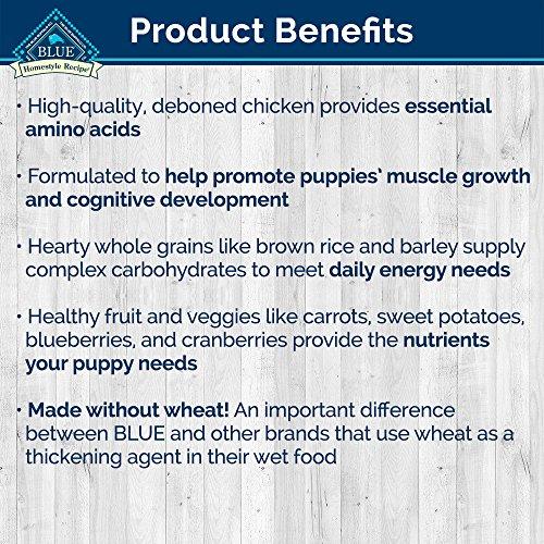 Buy healthy puppy food