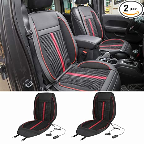 Outstanding Amazon Com Yoctm Cooled Seat Covers Massage Chair Pad For Short Links Chair Design For Home Short Linksinfo