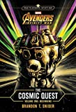 img - for MARVEL's Avengers: Infinity War: The Cosmic Quest Vol. 1: Beginning book / textbook / text book