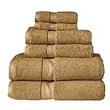 Blue Nile Mills 6-Piece Towel Set