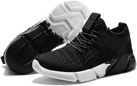 Zapatos para Correr Hombre Zapatos de Gimnasia para Caminar de ...