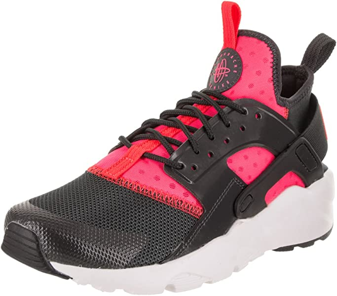 sports shoes ba38e 87215 Nike Air Huarache Run Ultra Anthracite Punch Boys Girls